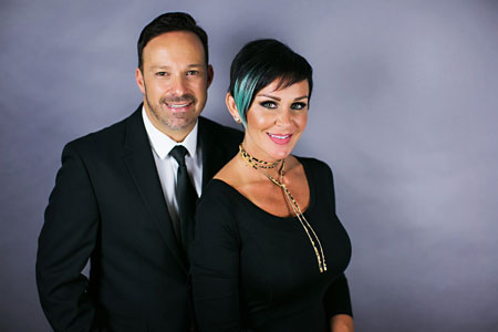 Pastor Tony and Kaci Stewart